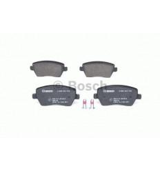 Plaquettes de frein avant Dacia Logan Nissan Micra Renault Clio 3 Modus Bosch