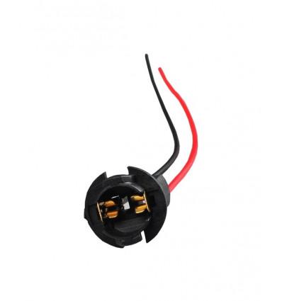 Connecteur ampoule T10 Ampoule Halogene, Xenon et Kit Xenon,feux diurnes à led