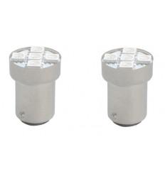 Ampoules LED BAY15d SMD 5050 Blanche 12V