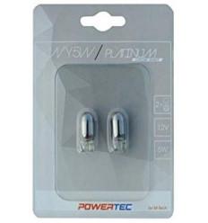 Ampoules WY5W T10 12V 5W WEGDE Chrome