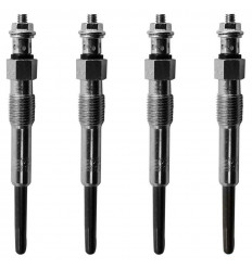 4 Bougies de prechauffe Ax Saxo Xsara Jumpy Berlingo Scudo Partner 106 206 306 Expert 1.5D 1.9D