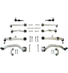 Kit bras de suspension + rotules avant Audi A4 A6 Skoda Superb Vw Passat