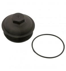 Couvercle boitier de filtre d huile Audi Seat Skoda Vw