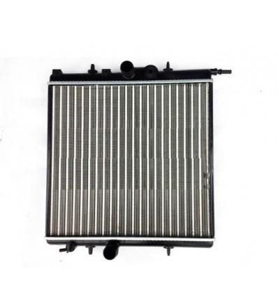 Radiateur de refroidissement moteur Peugeot 206 1.1i - 1.4i - 1.6i Refroidissement Chauffage ventilation Resistance