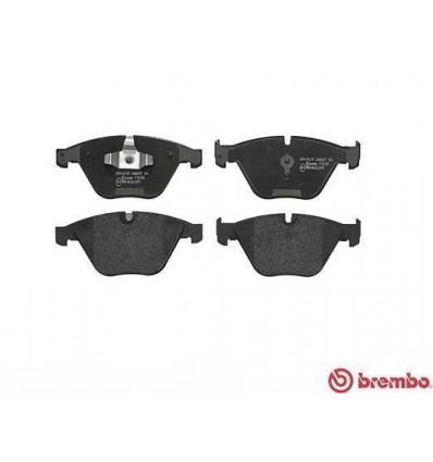 Plaquettes de frein avant BREMBO BMW Serie 3 E90 - E91 - E92 - X1 Freinage