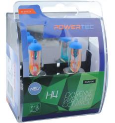 Coffret de 2 ampoules H4 12V 55W extreme weather control