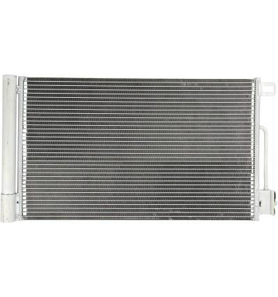 Condenseur de climatisation Alfa-Roméo Citroën Fiat Opel Peugeot Refroidissement Chauffage ventilation Resistance