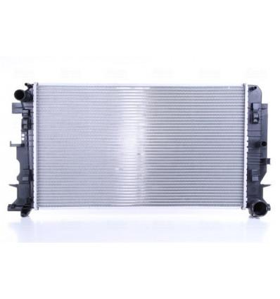 Radiateur d'eau Mercedes-Benz Refroidissement Chauffage ventilation Resistance