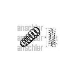 Ressort d'amortisseur Rotule-Bras-Suspension-Direction-Transmision