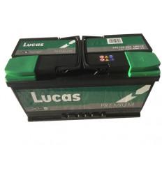 Batterie de démarrage Lucas Premium L5 12V 95Ah / 800A Batterie