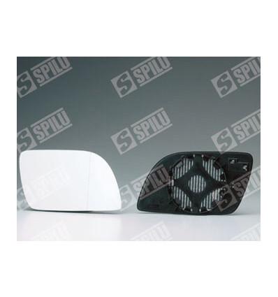 Glace de rétro avec support G EL CH ASP pour VW POLO 02-05