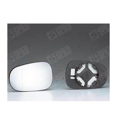 Glace de rétro avec support D pour CLIO 06/94-09/05-MEGANE 07/95-09/02-SCENIC