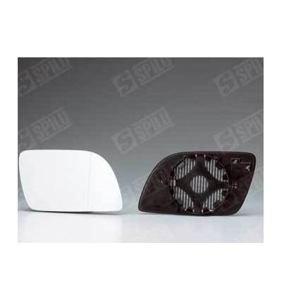 Glace de rétro droit + support Electrique Deg VW Polo 5