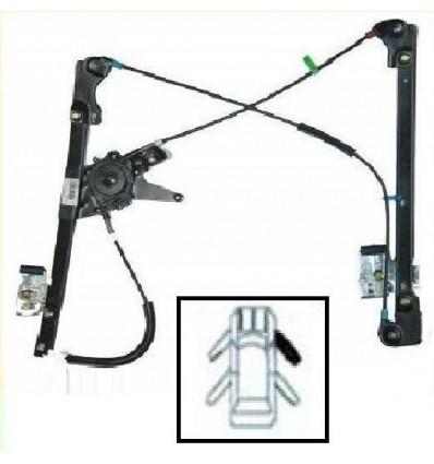 Mecanisme Leve vitre electrique avant droit Vw Golf 3 Golf 3