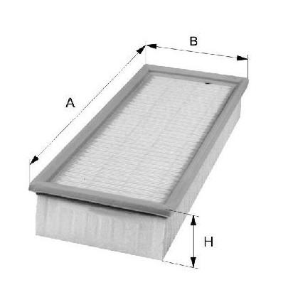 filtre a air clio 2 kangoo logan sandero 1 5 dci. Black Bedroom Furniture Sets. Home Design Ideas