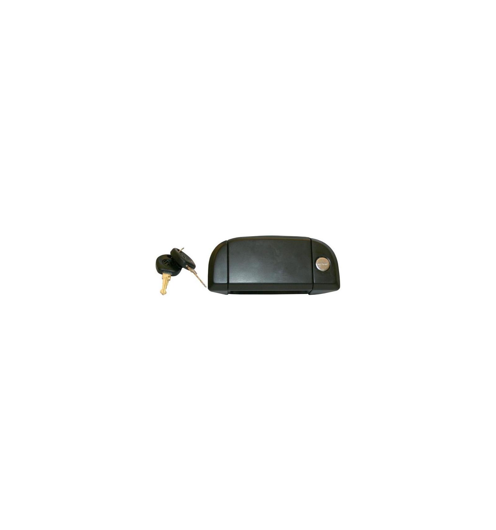 poign e de porte avant gauche avec barrilet 701837205 transporteur t4. Black Bedroom Furniture Sets. Home Design Ideas