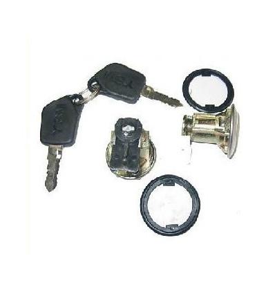 Serrure de porte pour Peugeot 106 205 309 405