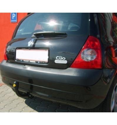 Attelage Renault Clio 2 Campus De 1998 A 2005