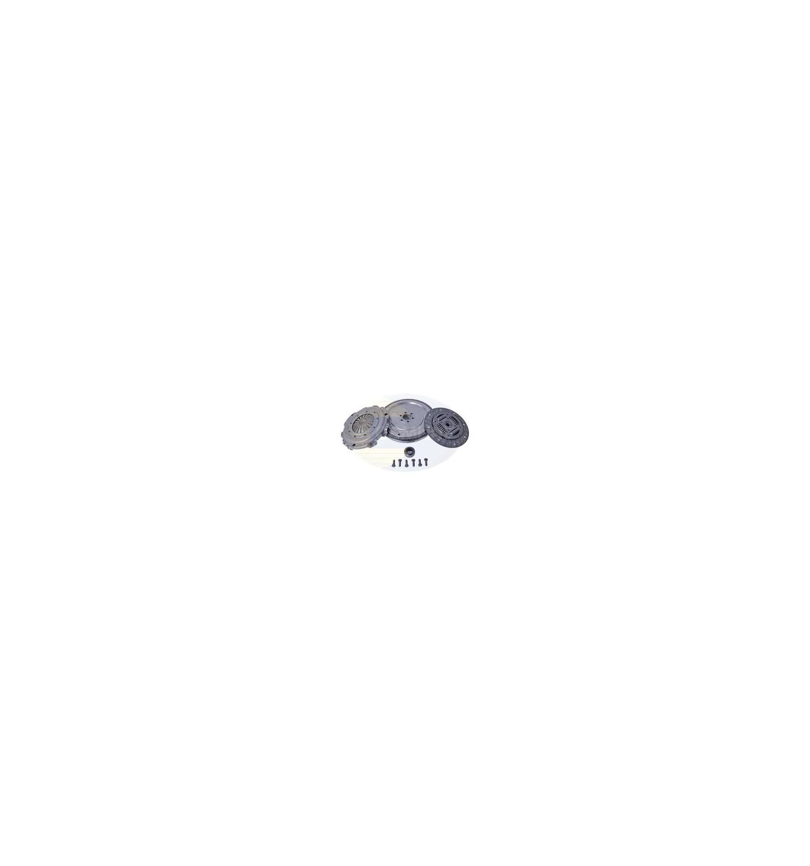 kit d embrayage volant moteur citroen c3 xsara picasso c4 c5 peugeot 206 307 407 1 6 hdi. Black Bedroom Furniture Sets. Home Design Ideas