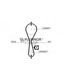Kit Courroie de distrbution Renault Clio Twingo Kangoo 1.2 D7F