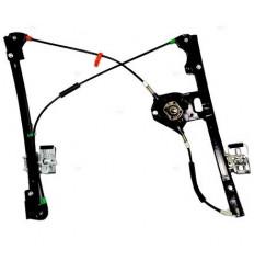 Mecanisme leve vitre avant gauche manuel Vw Golf 3 Vento