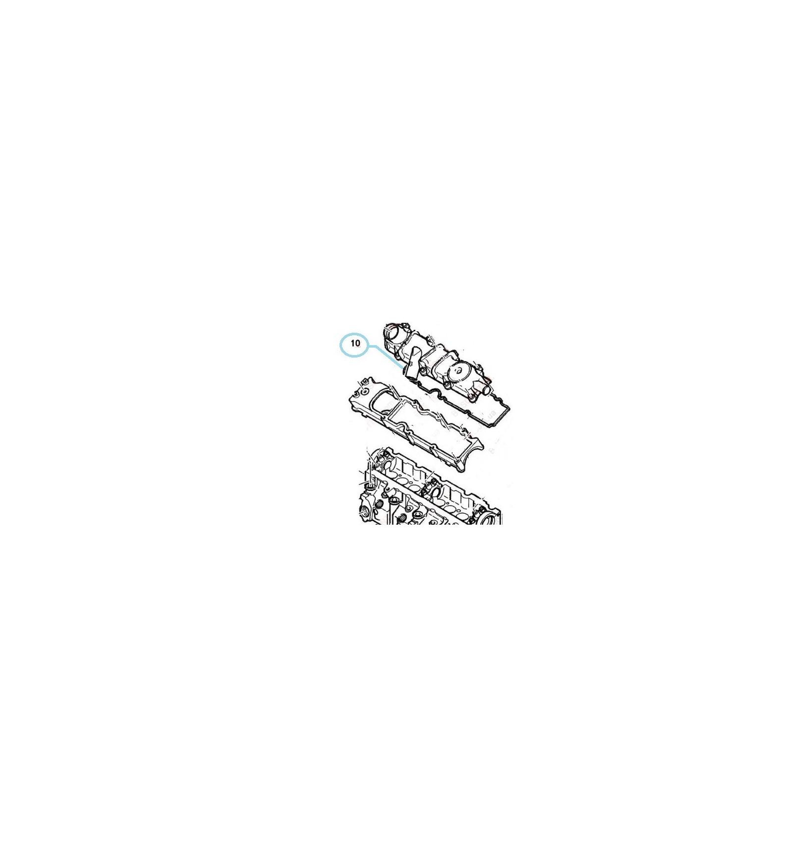 joint moteur joint de cache culbuteur superieur citroen berlingo jumpy fiat scudo peugeot 206. Black Bedroom Furniture Sets. Home Design Ideas