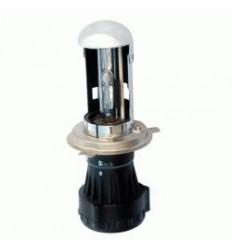 1 Ampoule Xenon H4 Bi-Xenon, 8000k / Bleu