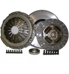 Kit d embrayage volant moteur Nissan Navara Pathfinder 2.5 DCi Accueil