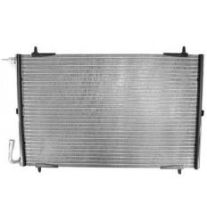 Condenser Air conditioning radiator Peugeot 206