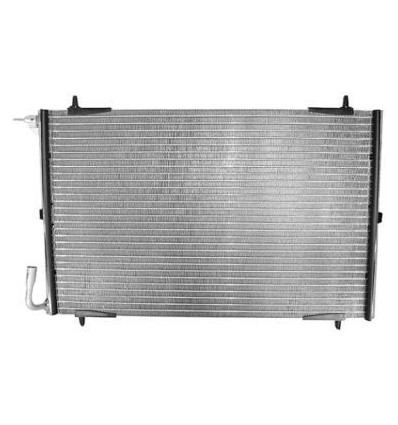 condenseur radiateur de climatisasion peugeot 206 origine pieces auto. Black Bedroom Furniture Sets. Home Design Ideas
