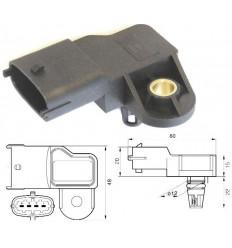 Capteur de pression MAP Renault Megane Scenic Laguna 1.9 Dci
