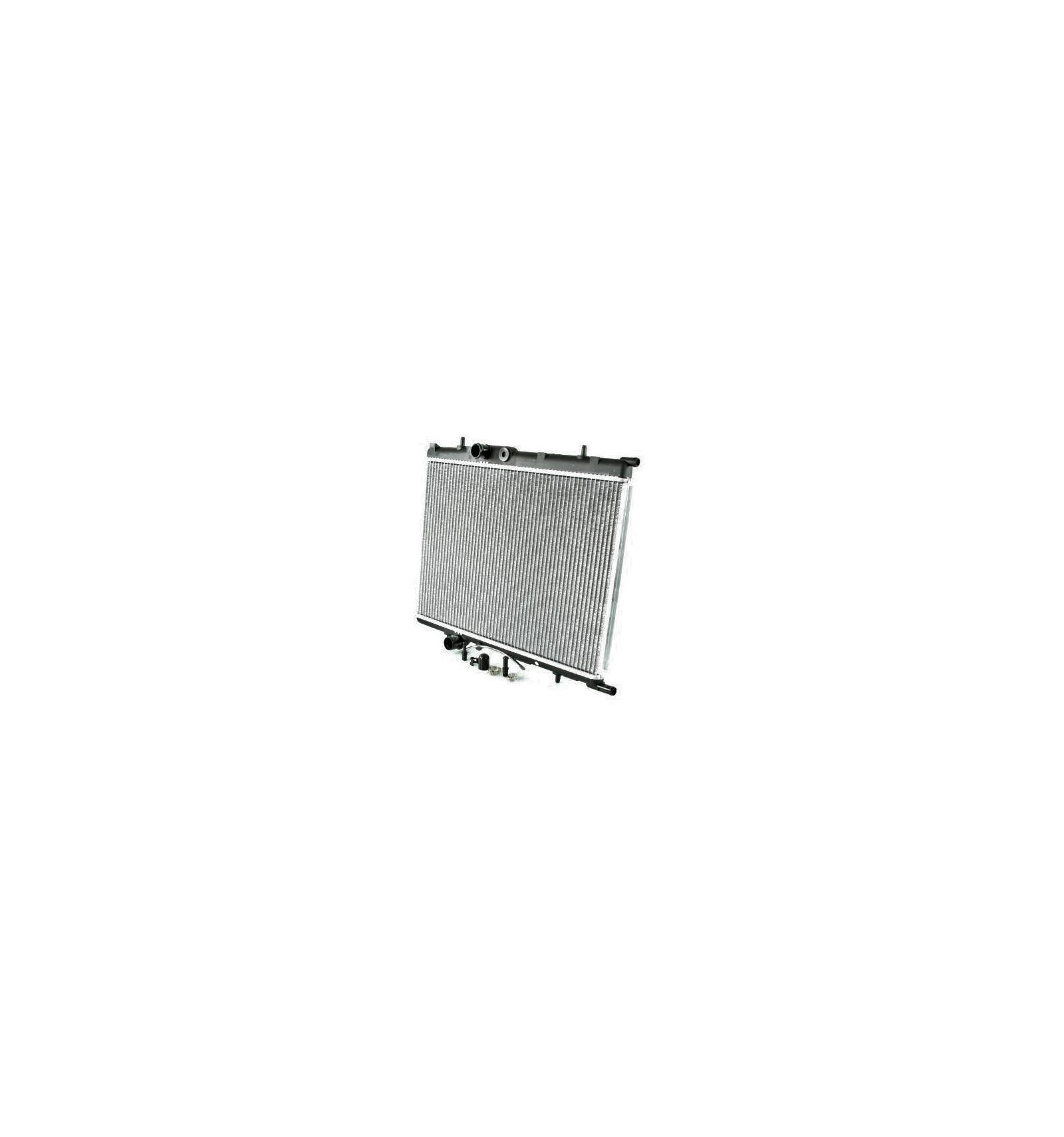 radiateur d eau refroidissement citroen c4 berlingo picasso xsara peugeot partner 206 307. Black Bedroom Furniture Sets. Home Design Ideas