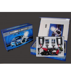 Kit Phare Xenon HID 55w Ampoule H1 10000k