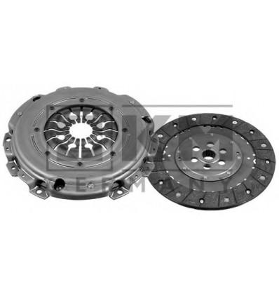 kit embrayage ford focus c max mazda 3 volvo c30 s40 v50 1 6 tdci origine pieces auto. Black Bedroom Furniture Sets. Home Design Ideas