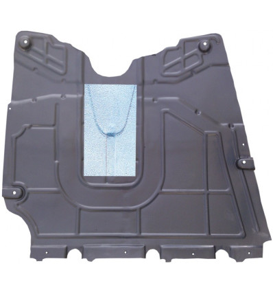 Cache Protection sous moteur Fiat Doblo 3 Fiat
