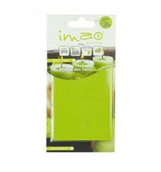 Parfum d'ambiance intérieur couleur Vert Gamme IMAO parfum d'intérieur
