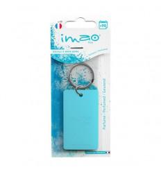 Parfum d'ambiance intérieur Porte clés couleur Bleu turquoise Gamme IMAO parfum d'intérieur