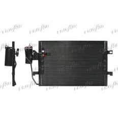 Condenseur de climatisation Mercedes Classe A Vaneo 160 CDI 1.7 CDI