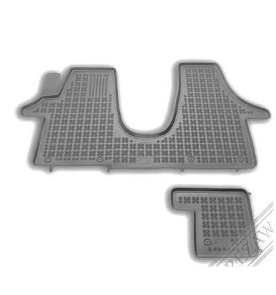 vw tapis de sol vw transporter t5 multivan t6 tapis de sol volskwagen transporter compos de 2. Black Bedroom Furniture Sets. Home Design Ideas