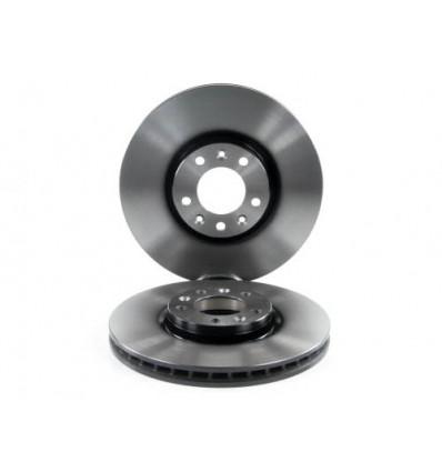 jeu de 2 disques de frein avant citroen c4 grand picasso 2 c5 peugeot 3008 308 407 508. Black Bedroom Furniture Sets. Home Design Ideas