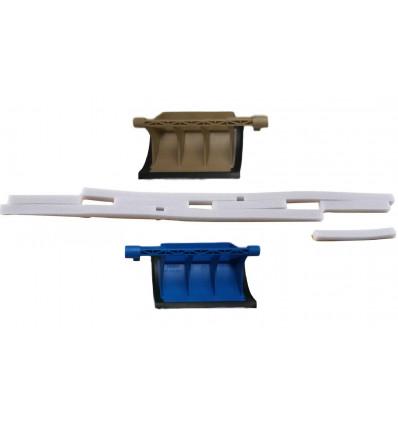 kit complet r paration de ventilation climatisation bi zone citroen c5 peugeot 407. Black Bedroom Furniture Sets. Home Design Ideas