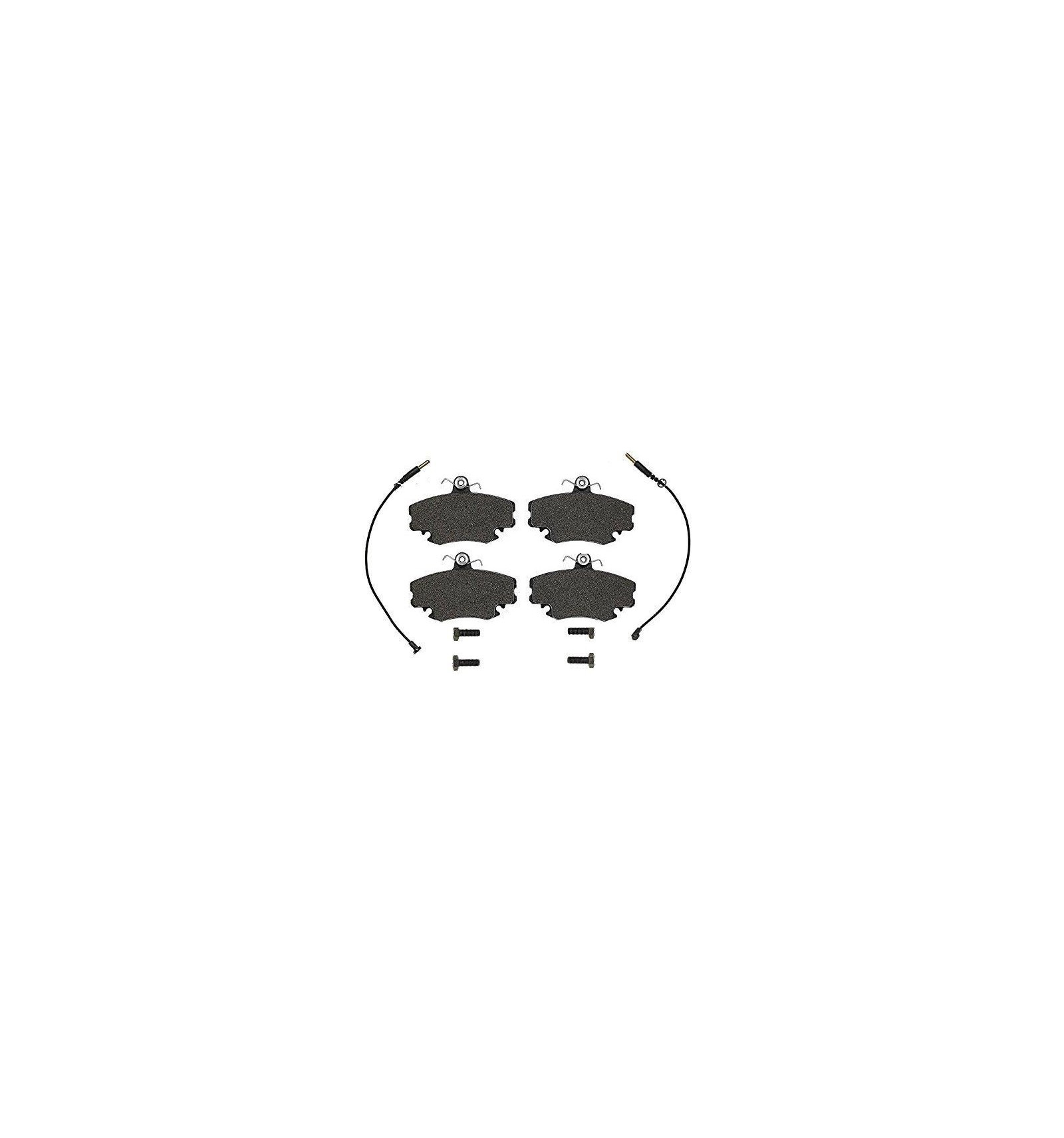 plaquettes de frein avant renault clio twingo r19 kangoo. Black Bedroom Furniture Sets. Home Design Ideas