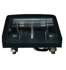 Lampe eclairage plaque immatriculation E11