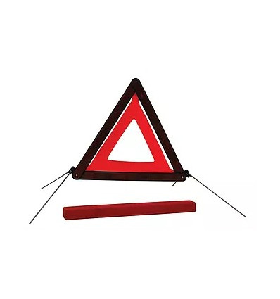 s curit triangle de signalisation pliable triangle de. Black Bedroom Furniture Sets. Home Design Ideas