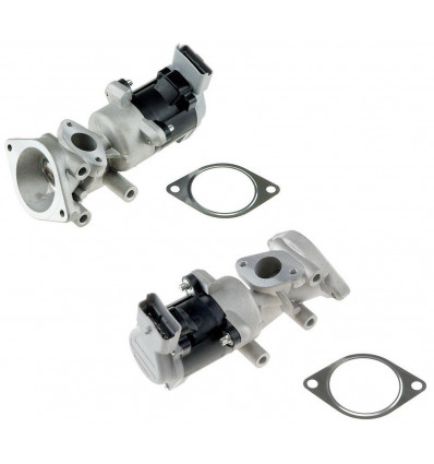 Vanne EGR gauche+droite Land Rover Discovery Range Rover 2.7 Td 4x4 Pack d'article