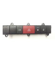 Bouton Interrupteur warning panneau Citroen Jumper Fiat Ducato Peugeot Boxer 4 boutons
