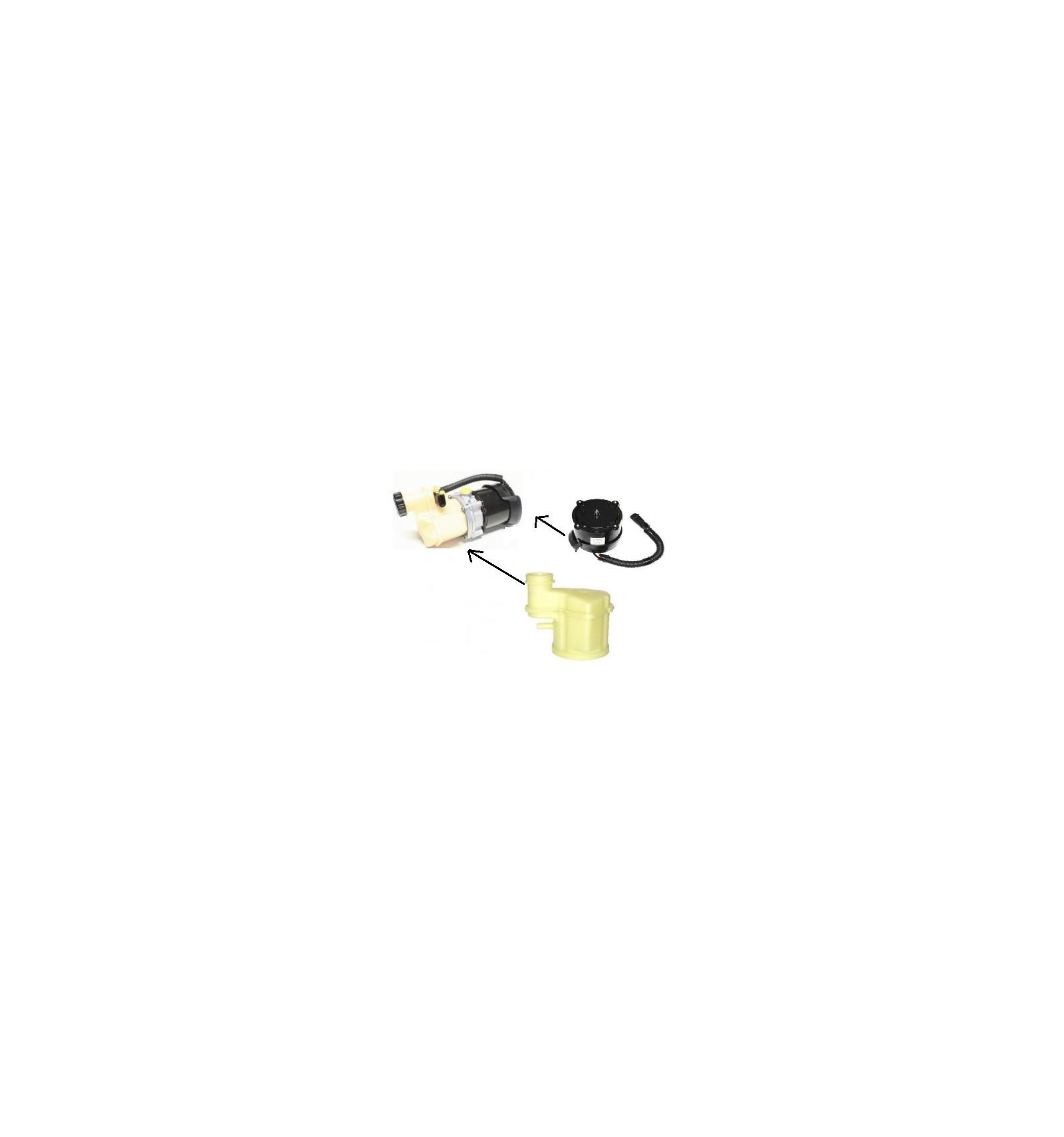 vase reservoir bocal pompe de direction assist e hydraulique nissan renault. Black Bedroom Furniture Sets. Home Design Ideas
