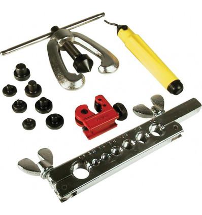 Kit réparation tuyau de frein + coupe tube Outillage
