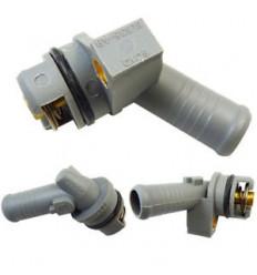 Thermostat d eau pour refroidisseur d huile Citroen Jumper Fiat Ducato Ford Mondeo Transit Jaguar X-Type Peugeot Boxer