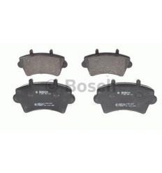 Plaquettes de frein avant Nissan Interstar Opel Movano Renault Master 2 Bosch